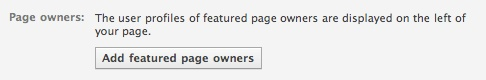 Page Owners