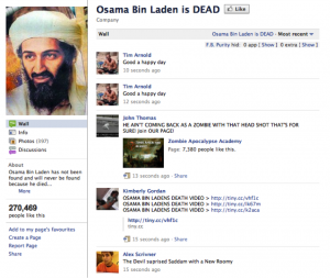 Osama-Death-Facebook