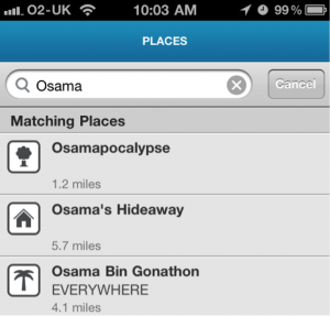 Foursquare-London