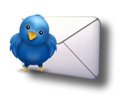Twitter-email